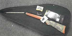 The air rifle used by Lloyd Williams to shoot his wife in the head (CPS/PA)
