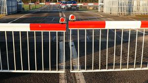 The collision occurred at a level crossing in Norfolk