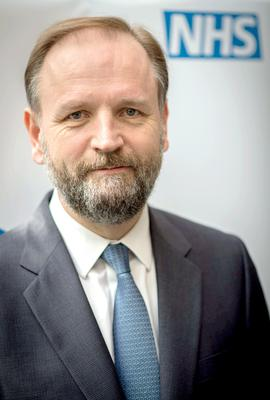 NHS England chief executive Simon Stevens is reported to want to scrap the target within a year (Stefan Rousseau/PA)