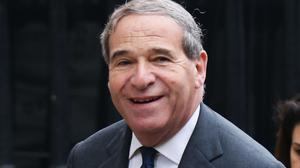Former home secretary Leon Brittan died in January