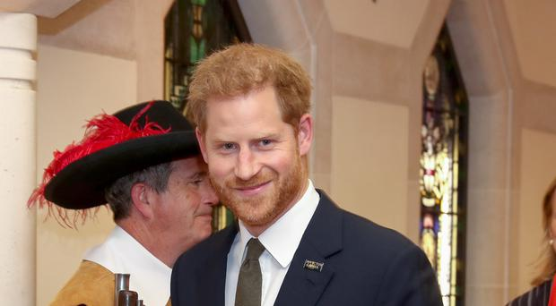 The Duke of Sussex is celebrating his birthday (Chris Jackson/PA)