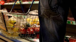 Food prices fell by 1.3% in September, according to the index