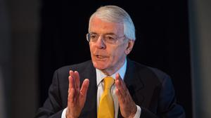 Former prime minister Sir John Major has criticised the Government over Brexit (Dominic Lipinski/PA)