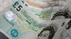 The weekly bill has risen to £1,440,000 - up 12.8% compared to 15 months previously, government statistics show
