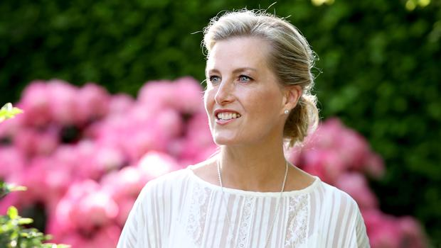 The Countess of Wessex attends the RHS Chelsea Flower Show (Chris Jackson/PA)