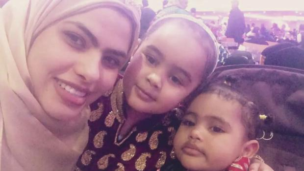 Rania Ibrahim, Fethia Hassan and Hania Hassan, who died in the Grenfell Tower fire (Grenfell Tower inquiry/PA)