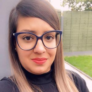 Safaa Alam, a midwife (Birmingham Women's and Children's NHS Foundation Trust/PA)