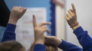 The National Education Union has written to Ofsted about suspending inspections (Danny Lawson/PA)