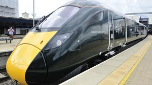 New trains are being introduced to Britain's railways (GWR/PA)