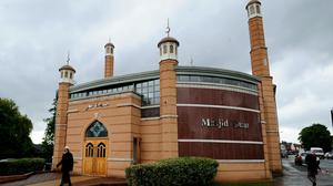 General view of the Masjid Umar Mosque in Leicester (Rui Vieira/PA)