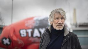 Roger Waters, co-founder and bassist in rock band Pink Floyd, who has announced his participation in a 'Free Assange' rally taking place on Saturday in London (Victoria Jones/PA)