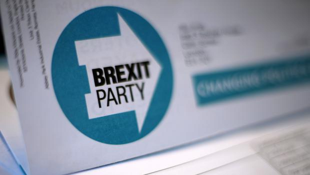 Brexit Party candidate Robert Wheal has condemned Nigel Farage's tactical decision not to contest Tory-held seats to avoid splitting the Leave vote (Yui Mok/PA)