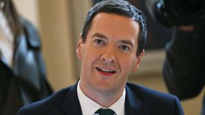 George Osborne laid out plans to help fund projects for the UK's critical infrastructure by selling public assets