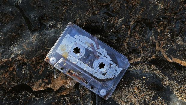 A mixtape that was lost in the 1990s which washed up intact on a beach in Fuerteventura almost 25 years later (University of Plymouth/PA)