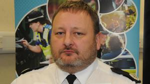 West Midlands Police Assistant Chief Constable Garry Forsyth