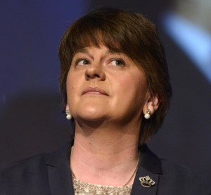 Fermanagh and South Tyrone: Arlene Foster, DUP