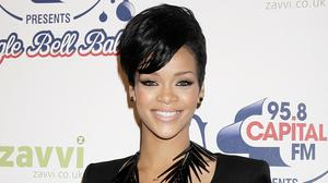 Appeal judges are hearing the case of a Topshop T-shirt bearing singer Rihanna's image