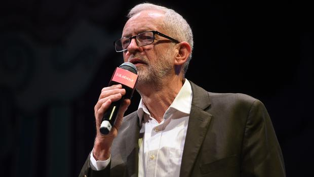 Labour Party leader Jeremy Corbyn (Kirsty O'Connor/PA)