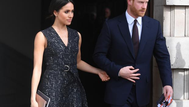Prince Harry and Meghan Markle will marry on Saturday (Victoria Jones/PA)