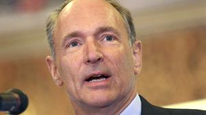Sir Tim-Berners Lee's Web Foundation says network providers must continue to serve those who fall behind on internet bills (Philip Toscano/PA)