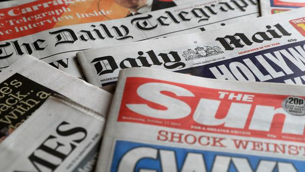 What the papers say (February 10)