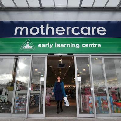 Mothercare's battle to fix its UK business received a boost when the retail chain revealed a smaller loss from summer trading