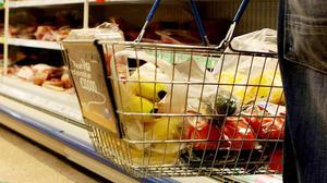 Groceries now cost 1.7% less on average than a year ago, research shows