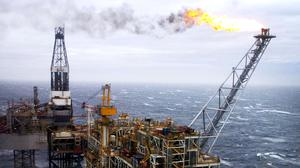The news comes after Total announced a major gas discovery on the Glendronach prospect (Danny Lawson/PA)