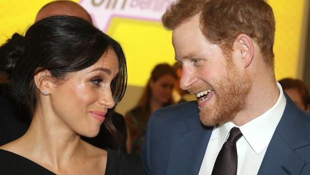 Harry and Meghan will marry on May 19 (Chris Jackson/PA)