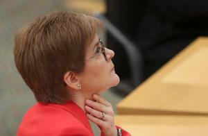 Scotland's First Minister Nicola Sturgeon previously said the decision was 'cultural vandalism' by the UK Government (Russell Cheyne/PA)