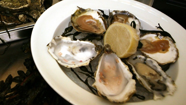 There may be something to the myth about oysters and people's sex drive after all