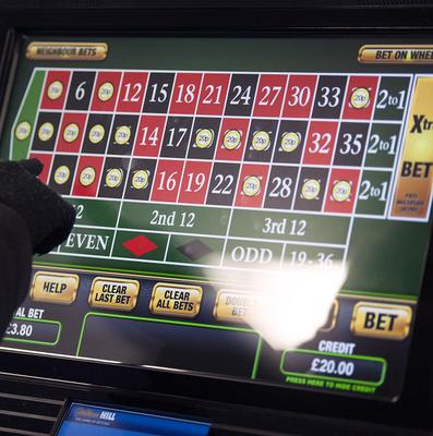 Most voters think betting machines fuel gambling addictions