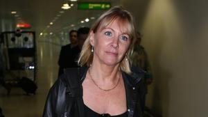 Health Minister Nadine Dorries has become the first MP to be diagnosed with coronavirus (Steve Parsons/PA)