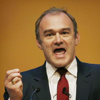 Energy Secretary Ed Davey's policy on tariffs has been called into question by Labour.