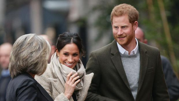 Harry and Meghan are marrying in St George's Chapel (PA)