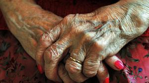 Just under half of all carers who responded said they had struggled financially