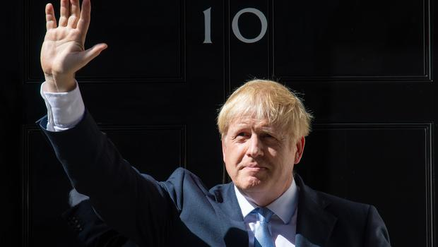 Boris Johnson has reportedly put together a 'war cabinet' of six key ministers to deliver Brexit (Dominic Lipinski/PA)