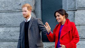The Duke and Duchess of Sussex have been urging CEOs of major companies to stand in solidarity with civil rights and racial justice leaders (Charlotte Graham/Daily Telegraph/PA)
