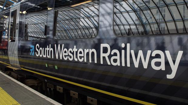 RMT members on South Western Railway will walk out from Tuesday (Victoria Jones/PA)