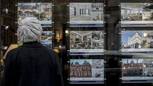 The future outlook for the housing market will depend on the wider economy (Lauren Hurley/PA)
