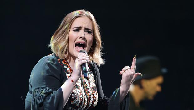 Adele previously revealed pregnancy made her voice lower (Yui Mok/ PA)