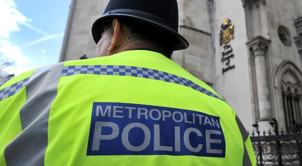 The incident brings the number of homicide investigations launched by the Metropolitan Police this year to 140 (Nick Ansell/PA)