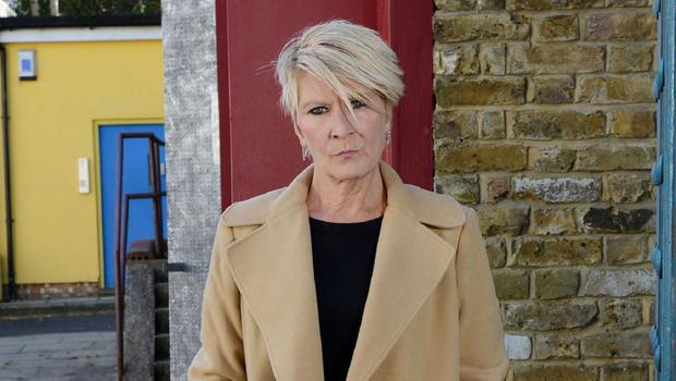 Linda Henry stars in BBC soap EastEnders
