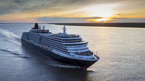Cunard and PandO Cruises have extended the suspension of sailings by a month (Christopher Ison/Cunard/PA)