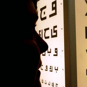 New research suggests eye tests could in future be used to diagnose early-stage Alzheimer's