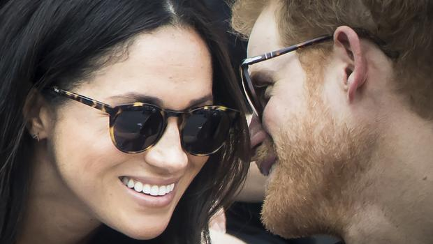 Prince Harry and Meghan Markle (Danny Lawson/PA)