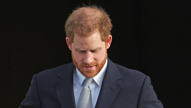 The Duke of Sussex (Yui Mok/PA)