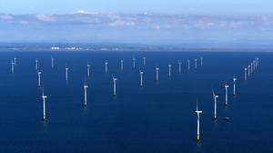 Offshore wind could reduce household energy bills with cheap power, researchers say (Peter Byrne/PA)