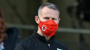 Ryan Giggs (Brian Lawless/PA)