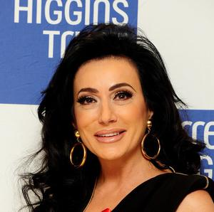 Nancy Dell'Olio says her former partner Sven Goran Eriksson needs to 'get a life'